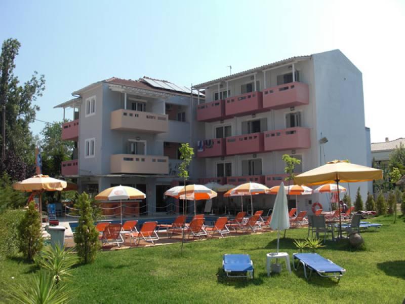 Hotel Palmyra - Nidri - Lefkas